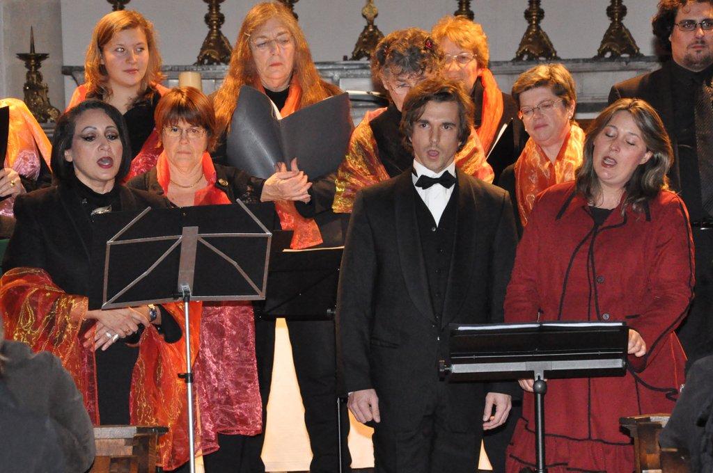Concert de Noël - Solistes