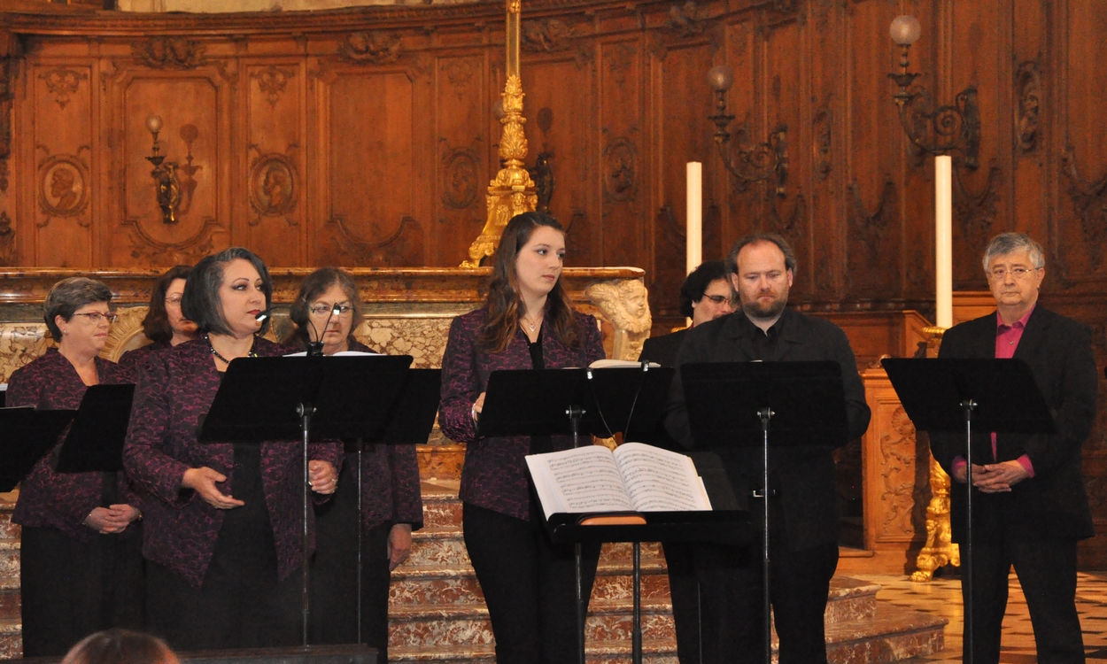 Concert à la Cathédrale de Nancy