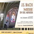 Bach, Messe en Sol mineur