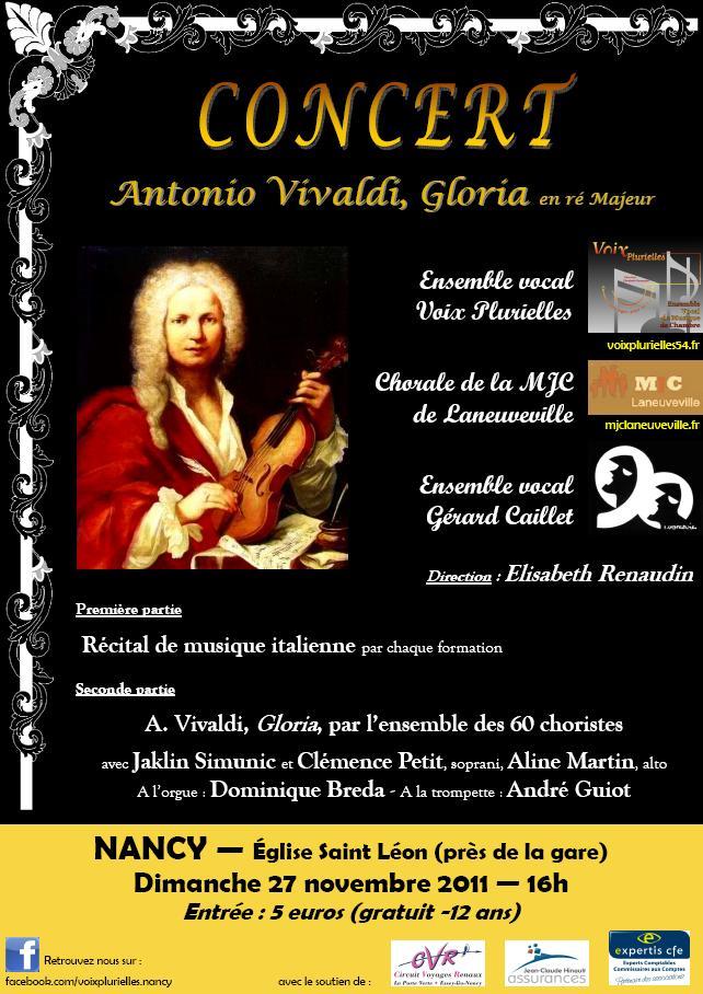 Vivaldi, Gloria