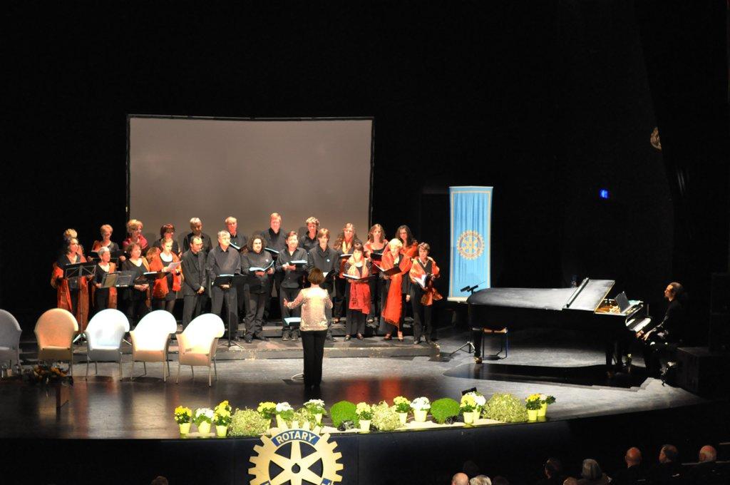 Journée du Rotary Club sur le don d'organes