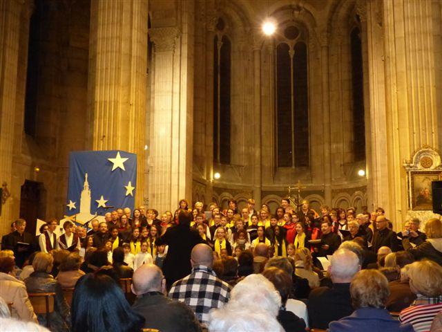 Concert du Nouvel An 2014 - Tous les choeurs