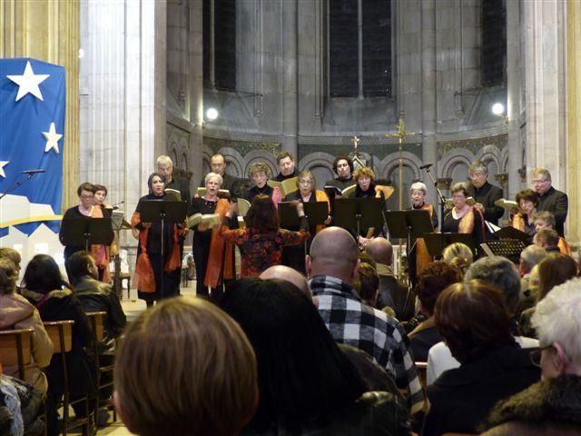 Concert du Nouvel An 2014 - Voix Plurielles