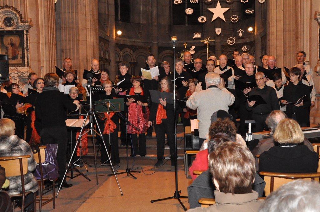 Concert du Nouvel An 2012 - Tous les choeurs