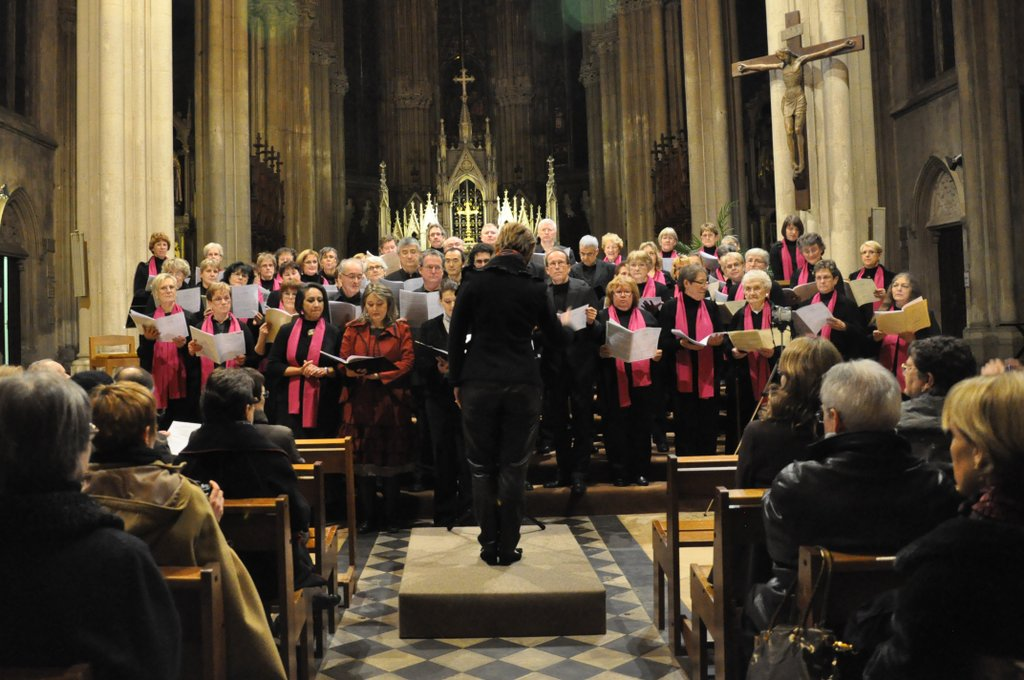 Gloria de Vivaldi - Tous les choeurs