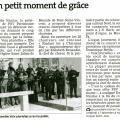 Concert de Noël, Pont-Saint-Vincent